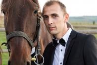 Flavius si calul sedinta foto