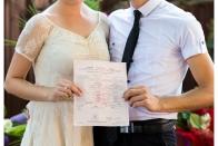 Casatoria civila Andreia & Flavius